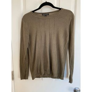 Banana Republic Olive Sweater